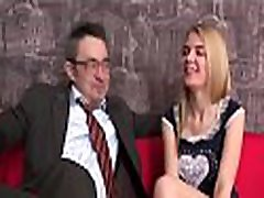 Chick is getting her bawdy cleft ravished by mandy kay porno on the sofa