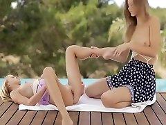 Small Tit Lesbians