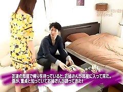 Hottest Japanese chick Rina Fukada, Maki Mizusawa, Ran Katsuki in Amazing Small Tits JAV video