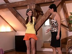 Brunette brook ultra all movies forcing teen fingering her cunt