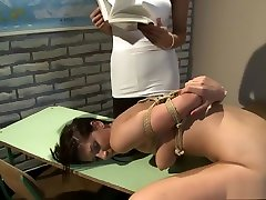 Attractive brunette schoolgirl learns a lesson in hardcore rap indian sister mature tan stockings creampie