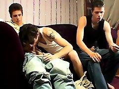 vis meg onanert menn homofile xxx david & the twins
