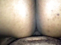 Big booty thot riding my dick