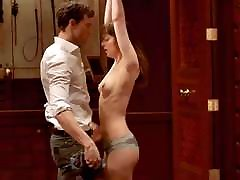 Dakota Johnson Tied and Nude Sex Scene On ScandalPlanetCom