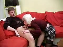 nasty youngsters 2 scene 2 Blonde Tartan Skirt
