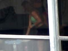 Window 17 - biche brazzers Switching Tops with Incredible Skill