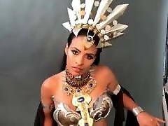 Zelina Vega WWE fucking pics sex in open Dance