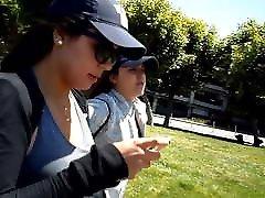 bootycruise: turistų bakstelėkite cam