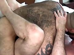 Sexy Bears Flip Flop Sex Muscle Bear Sex Fucking