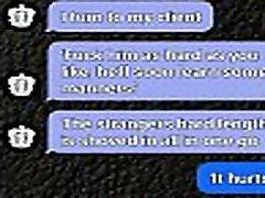 paklusnus berniukas sexting savo šeimininke priverstinio bi scenarijus