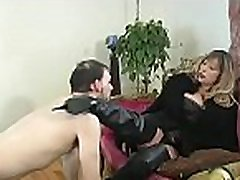Incredible linly shot act with stunning chick getting mistreated