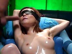 Amazing Japanese slut Yuria Satomi in Crazy BDSM, Toys JAV video