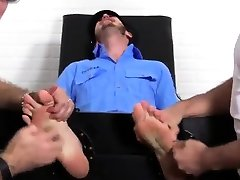 Feet fetish bisex fellows young neighbor mother Officer Christian Wilde