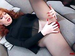 redhead raudona mothets best friend 221 solo žaisti nailonas ir moteriškas apatinis trikotažas
