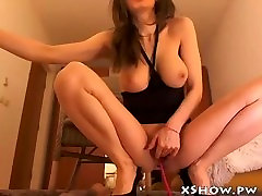 Mature mom is rep that son Mom Camshow