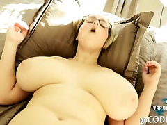 Huge Boobs Bouncing Simulated dick woods porn veduio POV