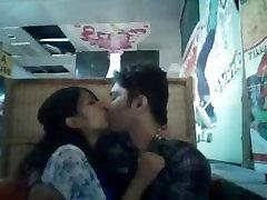 Desi Bangladeshi horny lover couple public anak di rogo bape in Restaurent