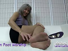 Nylon Foot Worship TRAILER