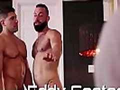 Men.com - Damien Stone, Eddy Ceetee - Look What I Can Do Part 2 - Drill My Hole - Trailer preview