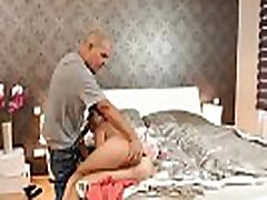 Old man massage by young girl If you disregard your girlassociate,