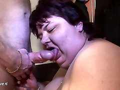 BBW pak shemales mother eating on a hard cock