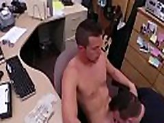 Straight milf webcam hds blowjobs Guy finishes up with ass fucking rump side threesome