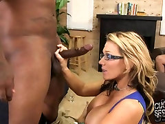 Nikki creampied by BBC then fucked by husband