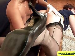 black gang bamg lesbians in shoes sucking