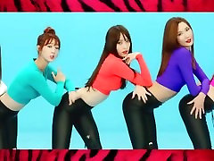 How I like my Kpop Videos - EXID Up and Down Theme Greyscale 535 gifs