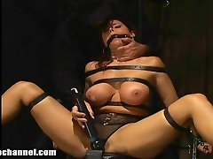 Christina Carter Nipple Tickling