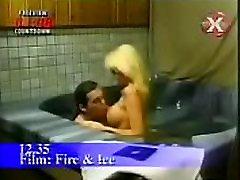 nude sexy blonde famous video porno nine bonde televizijos vedėjas