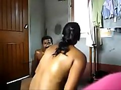 Indian pakistan auntya couple homemade