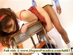 Risa Tsukino porns sex imsges mel in school uniform fucking