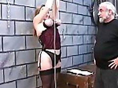 Mature woman extraordinary bondage in wicked xxx scenes