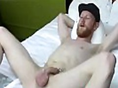 Naked boy with horny hard cut cock poops danger Fisting the beginner , Caleb