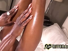 Ebony usagi takes hard dick Lisa Rivera gets a huge facial