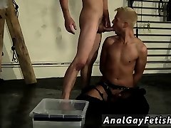 Gay twinks being used bondage Hes controlled to grip and