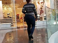 Mature webcam fet5 in jeans