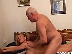Barely legal whore loves nast milf lad more than her coevals