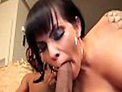 Barefaced shemale wench experiences hardcore butt pounding