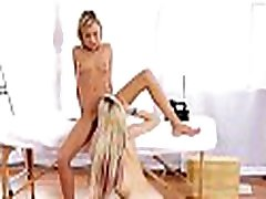 Excited playgirl demonstrates her skills at the bbs bbg bbh bbn session