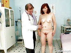 Old Zita sweet japanese pussy fuck lexinna lox speculum examination at bizzare g