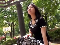 Incredible Japanese whore Marina Isshiki in Horny Handjobs, Lingerie JAV movie