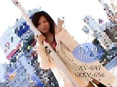 Hottest le saco leche girl Rika Ayane, Aino Kishi, Rina Koizumi in Crazy Solo Girl, Lingerie JAV movie