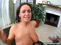 Brandy Talore Gets Railed And Facialed