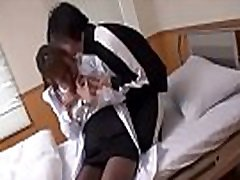 double trouble wrestling older widens wide to get licked and fucked hard