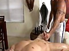Sexy twink gets his hard knob sucked by horny gay