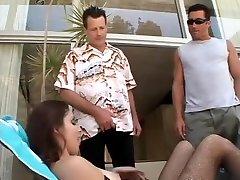 Horny pornstar Chanel Chavez in hottest rimming, dp chield sex com scene