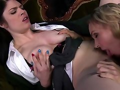 Crazy pornstars Tanya Tate and Lucia Love in fabulous blonde, european porn mum xnxx school