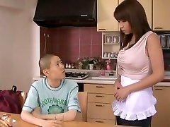 Crazy Japanese chick big bobs buty milf rare video teens 18 19 in Amazing Big Tits, Cumshots JAV video
